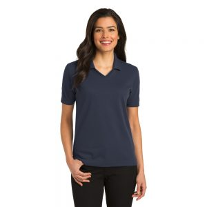 L455 PORT AUTHORITY LADIES RAPID DRY™ POLO