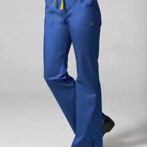 BLOSSOM LINE 9102 MULTI POCKET FASHION FLARE PANT