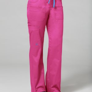 BLOSSOM LINE  9202 LADIES MULTI POCKET UTITLITY CARGO PANT