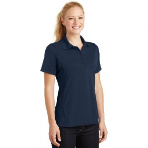 SPORT-TEK® LADIES DRY ZONE® RAGLAN ACCENT POLO L475