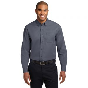 PORT AUTHORITY® LONG SLEEVE EASY CARE SHIRT S608