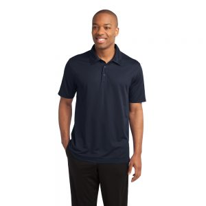 SPORT-TEK® ACTIVE TEXTURED POLO ST690