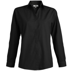 5290 WOMEN'S LONG-SLEEVE CAFE SHIRT STYLE