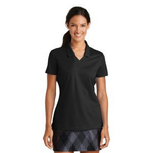 LADIE'S NIKE DRI-FIT MICRO PIQUE POLO 354067