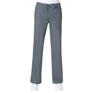 CORE LINE 9626 LADIES  STRAIGHT LEG CARGO & BACK ELASTIC DRAWSTRING PANT