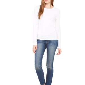 #B15 6500 BELLA FEMALE FIT LONG SLEEVE T-SHIRT