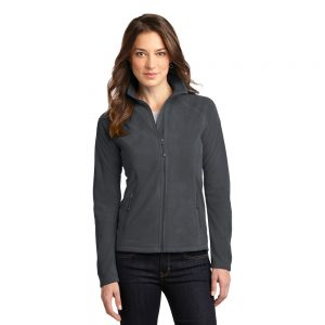 LADIES EDDIE BAUER MICROFLEECE JACKET EB225