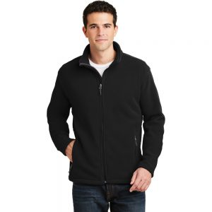 (UNISEX) ZIP-UP FLEECE JACKET F217