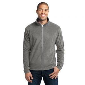 F223 PORT AUTHORITY UNISEX MICROFLEECE JACKET