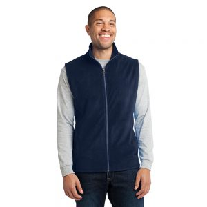 PORT AUTHORITY® UNISEX MICROFLEECE VEST F226