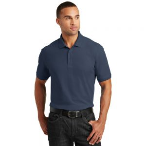 PORT AUTHORITY® CORE CLASSIC PIQUE POLO K100