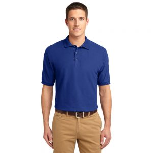 PORT AUTHORITY® SILK TOUCH™ POLO K500