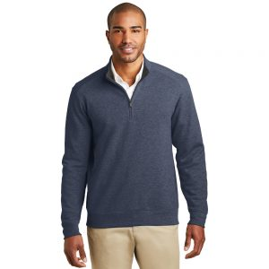 Port Authority® Interlock 1/4-Zip K807