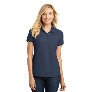 PORT AUTHORITY® LADIES CORE CLASSIC PIQUE POLO L100
