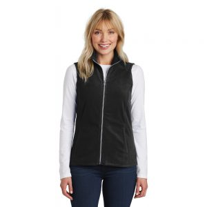 PORT AUTHORITY® LADIES MICROFLEECE VEST L226