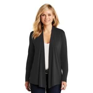 Port Authority® Ladies Concept Knit Cardigan L5430
