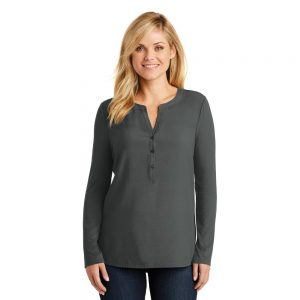 Port Authority Ladies Concept Henley Tunic LK5432