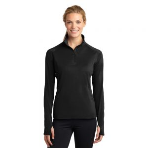LST853 SPORT-TEK® LADIES SPORT-WICK® FULL-ZIP JACKET