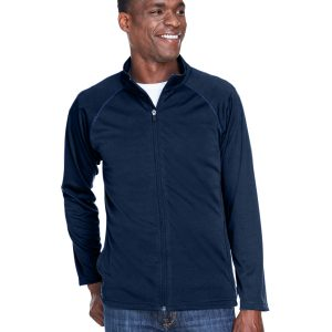 DEVON & JONES MEN'S STRETCH TECH-SHELL™ COMPASS FULL-ZIP DG420