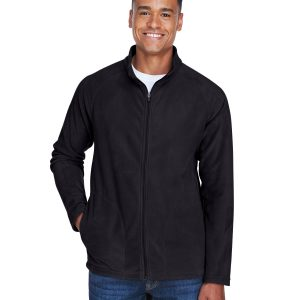 TT90 UNISEX CAMPUS MICROFLEECE JACKET