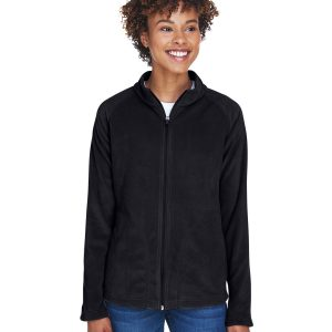 TT90W LADIES CAMPUS MICROFLEECE JACKET