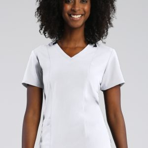 PURE 1901 LADIES 3-PANEL V-NECK TOP