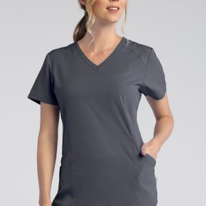 PURE 1902 LADIES MODERN V-NECK TOP