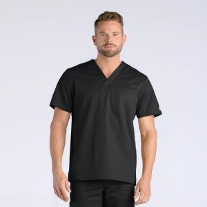 EON 5208 Men's One Chest Pocket V-Neck Top