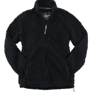 Ladies Full Zip Sherpa Q12