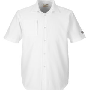 Under Armour Men's Ultimate Short Sleeve Buttondown 1259095