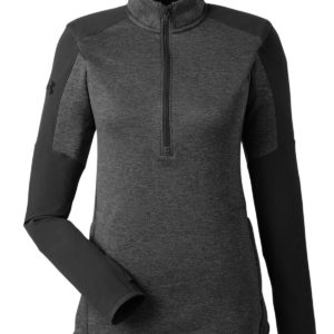 Under Armour Ladies Qualifier Hybrid Corporate Quarter-Zip 1343103