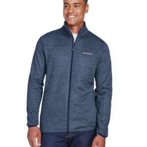 1807681 Columbia Men's Birch Woods™ II Full-Zip Fleece Jacket