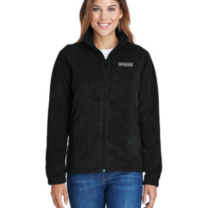 Columbia Ladies' Benton Springs™ Full-Zip Fleece 6439