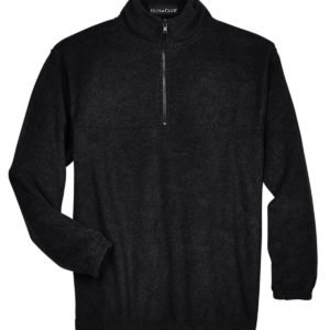 UltraClub Adult Iceberg Fleece Quarter-Zip Pullover 8480