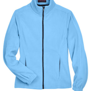 UltraClub Ladies' Iceberg Fleece Full-Zip Jacket 8481