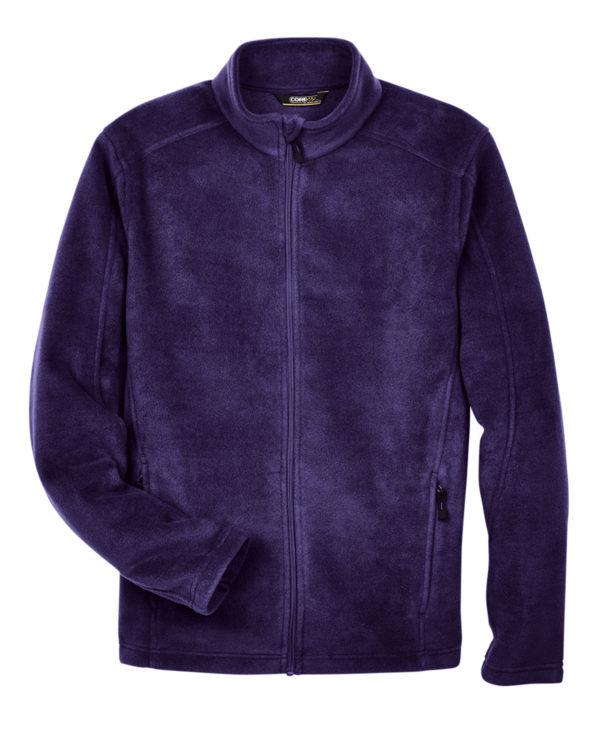 88190 Core 365 Men's Journey Fleece Jacket