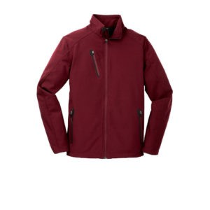 J324 Port Authority® Welded Soft Shell Jacket