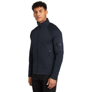 NF0A47FD The North Face ® Mountain Peaks Full-Zip Fleece Jacket