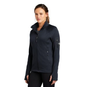 NF0A47FE The North Face ® Ladies Mountain Peaks Full-Zip Fleece Jacket