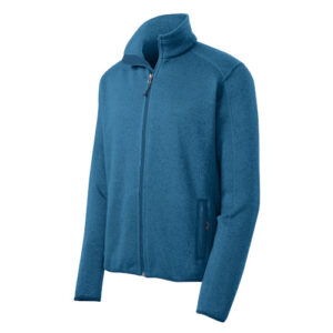 Port Authority® Sweater Fleece Jacket F232